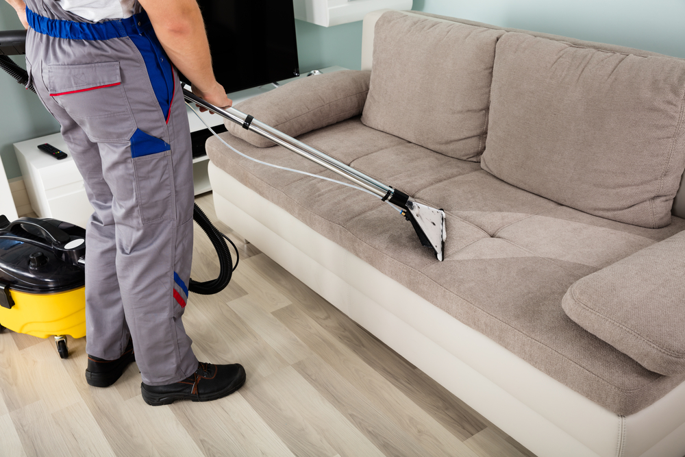 Residential Upholstery Cleaning Service Castro Valley CA