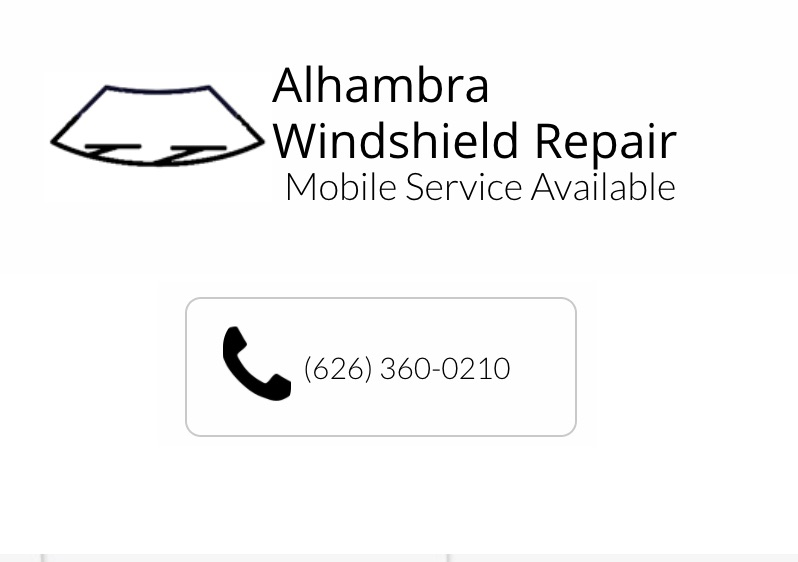 Alhambra Windshield Repair